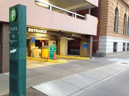 Garfield Garage Parking in Cincinnati