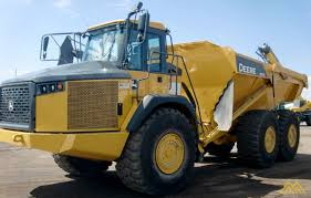 Deere 410E Articulating Dump Truck In Idaho Falls. For Sale John Off ...