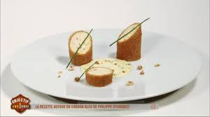 recette de cuisine m6 le plat autour du cordon bleu de philippe etchebest
