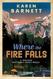 Where The Fire Falls Vintage National Parks 2