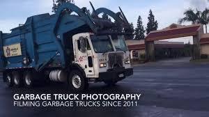100 Truck Photography Republic Services Diesel Peterbilt 320 McNeilus Front Loader 2013