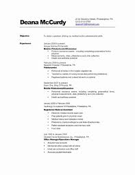 Resume Profile Statement Primary Objective Examples To Obtain At Sample Ideas Or Full Size