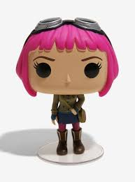 Ramona Pumpkin Patch by Funko Pop Scott Pilgrim Vs The World Ramona Flowers Vinyl Figure