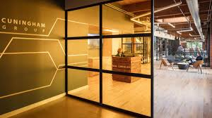 100 Cuningham Group Turns Minneapolis Office Inside Out Minneapolis