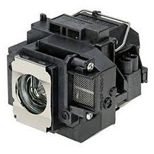 epson ex7200 projector assembly with 200 watt