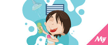British Word For Shower by Bathroom Vocabulary With Pictures 60 Words And Phrases You Should