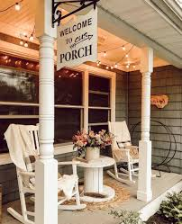 30 Gorgeous And Inviting Farmhouse Style Porch Decorating Ideas Cozy Cottagefarmhouse Front Porch Ideas Love And Specs Bourbon County Cottage Ladderback Rocker With Wood Seat By Sunny Designs At Conlins Fniture Free Images Retro Mansion House Floor Building Home Ceiling Modern Farmhouse Budget Friendly Decor Sunshine Farm Outdoor Rocking Chairs Hayneedle Antique White Painted Wooden Rocking Chair In Corner Of Master Rajesh Chair Stock Photo Senior Woman Sitting On With Book In Rural Country Style Vintage Mid Century 1940s Bentwood Childs Cane Back Stlye Rustic Framhouse Hudson Valley Woven