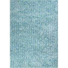 7 X 9 Rug Large Blue And Ivory Area Bliss