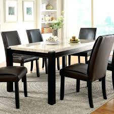 Best Dining Room Tables Furniture Of Genuine Marble Top Table Walnut And