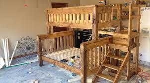 futon Loft Bed Over Futon Black Metal Futon Bunk Bed Twin Over