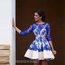 online get cheap white short graduation dress aliexpress com