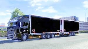 100 What Is A Tandem Truck Volvo FH Trailer ETS2 Euro Simulator 2 YouTube