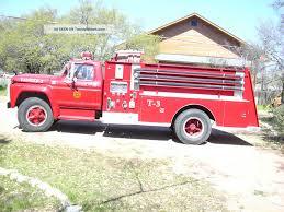 100 1979 Ford Trucks F 600 Fire Truck
