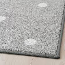 len teppich punkte grau 133x160 cm ikea österreich