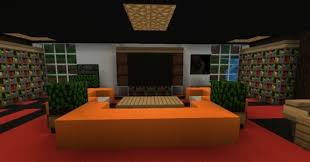 The Most Brilliant minecraft living room for Home