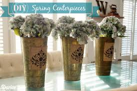 Spring Table Centerpieces Darice 1