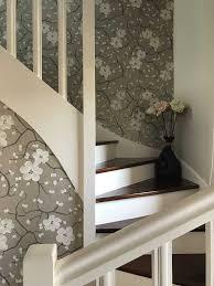 rénovation et décoration cage d escalier et entrée