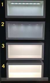 cabinet lighting led vs xenon which is better