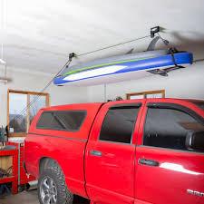 Kayak Hoist Ceiling Rack by Canoe U0026 Kayak Hoist Storage System By Apex Discount Ramps