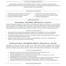 Resume Summary Examples For Students Sample Of A