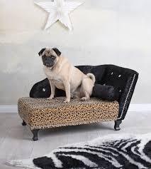 royales hundesofa leopard hundebett schlafplatz hundekorb