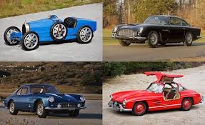 The 25 Most Expensive Cars from the Year s Biggest Collector Car