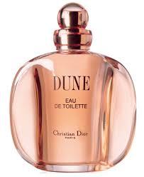 dune eau de toilette spray 3 4 oz shop all brands