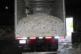 100 Trucks Paper Mobile Document Shredding Residential InSITE