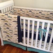 Sumersault Crib Bedding by Crib Sheets With Cars Baby Crib Design Inspiration