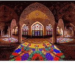 ykcksd puzzle 1000 teile nasir al mulk moschee iran