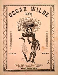 When Oscar Wilde Arrived In America To Begin His Lecture Tour 1882 The Excursion Provoked Considerable Comment On Both Sides Of Atlantic