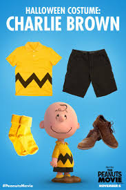 Characters For Halloween With Red Hair by Best 25 Charlie Brown Costume Ideas On Pinterest Charlie Brown