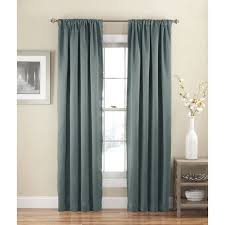 Walmart Eclipse Thermal Curtains by Eclipse Solid Thermapanel Room Darkening Curtain Walmart Com