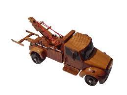 100 Wood Trucks Tow Truck En Model Unique Handmade Models