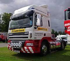100 Arnold Trucking Clark Transport Division DAF CF SJ12XTC Truckfest S Flickr