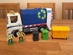 Playmobil 4129 Recycling Truck / Garbage Truck / Bin Lorry | In ... Playmobil Green Recycling Truck Surprise Mystery Blind Bag Best Prices Amazon 123 Airport Shuttle Bus Just Playmobil 5679 City Life Best Educational Infant Toys Action Cleaning On Onbuy 4129 With Flashing Light Amazoncouk Cranbury 6774 B004lm3bjk Recycling Truck In Kingswood Bristol Gumtree 5187 Police Speedboat Flubit 6110 Juguetes Puppen Recycling Truck Youtube