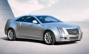 2011 Cadillac CTS Coupe CTS V Coupe Pricing Announced