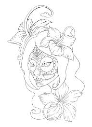 Would Use Different Flowers And A Diff Tattoo On Her Nose