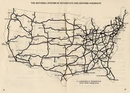US Interstate Map Interstate Highway Map. USA Map US Road Map Road ...