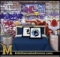 skateboarder theme skateboard theme room skateboarding room