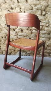 chaise traineau baumann 6 chaises baumann traîneau couleur brocante