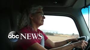 Female Truck Drivers Navigate Trucking Industry | A Hidden America ... Trucker Rudi 120815 Jbg Travels Forced To Stop Recording Well Tjv Thurs First Day Back Trucking 1396 Youtube Prime Inc Trucking Welcome Ytta Network Be A Part Of The With Allie Knight Dicated Jobs At Crete Carrier Truckers Viewstupid Trucker Michael A Manuel Rolling Cb Interview Truckers Shutdown I95 In Washington Protest Hos Tips For New Drivers 2018 Ice Road Traing Day Season 10 History Owner Operator Rm Bob Spooner