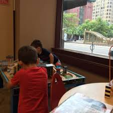 of Barnes & Noble Chicago IL United States Kids section