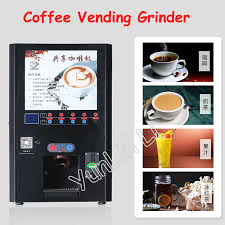 Commercial Coffee Vending Machine Self Service Cold Hot Beverage Full Automatic Instant MM801 In Makers From Home Appliances