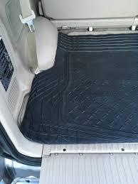 Oxgord Rubber Floor Mats by Cheap Alternative For Rear Cargo Mat Liner Ih8mud Forum