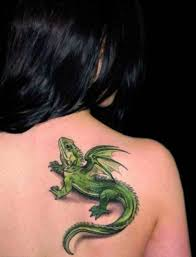 30 Incredible Lizard Tattoos With Meanings