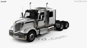 100 Pickup Truck Sleeper Cab 360 View Of International Lonestar 56 Low Rise Tractor