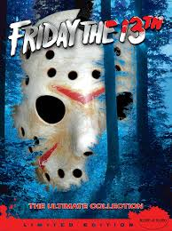 Halloween H20 Mask Amazon by Amazon Com Friday The 13th The Ultimate Collection Parts I