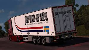Trailers ETS 2