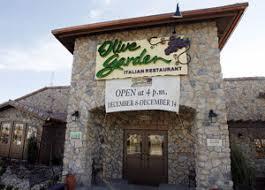 Olive Garden Set To Open